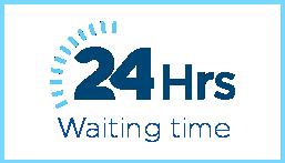 24h wait time