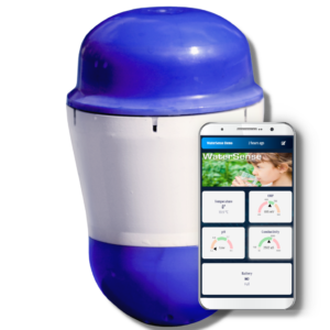 WaterSense with app